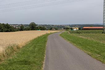 Freital hat eine neue Straße