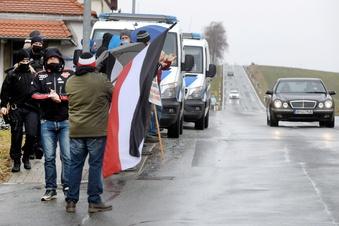 """B96: Wie die Polizei beim """"Stillen Protest"""" vorgeht"""