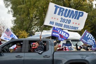 Wo die US-Wahl entschieden wird