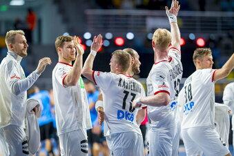 Handballer starten mit Kantersieg in WM