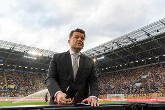 Dynamo-Präsident holt die Bundesliga nach Dresden