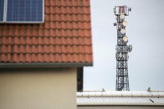 5G-Antennen in Moritzburg und weiteren Orten