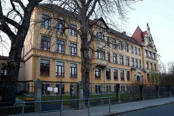 Neuer Pausenhof für Schüler in Radebeul-Mitte
