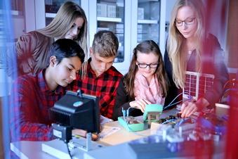 """Döbeln: Physiklehrer sind """"Mangelware"""""""