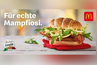 Mafia-Burger mit Gschmäckle