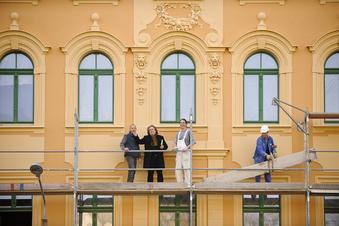 Görlitzer Gerüstbauer widersprechen Berlinerin