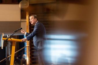 CDU: Laschet ist Spitzenkandidat in NRW