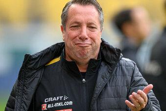 Dynamos Trainer von den Fans gewählt