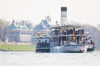 Dresdens Dampferflotte bekommt Hilfe