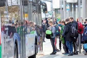 Corona-Hotspot in Meißner Bussen?