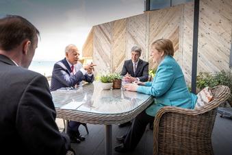G7: Wie weiter mit China und Russland?