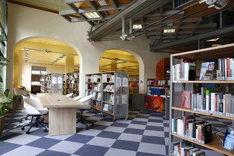 Stadtbibliothek verschenkt Bücher