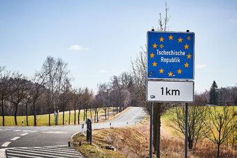 Straße von Hellendorf zur Grenze länger zu