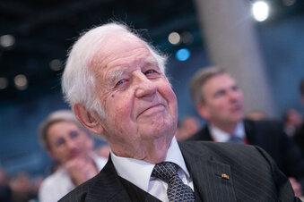 1.600 Gäste zu Biedenkopfs 90. Geburtstag