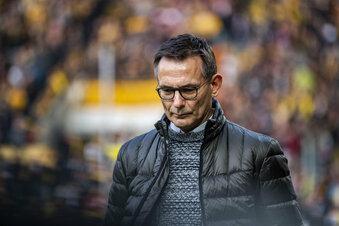 Deshalb trennt sich Dynamo von Geschäftsführer Born