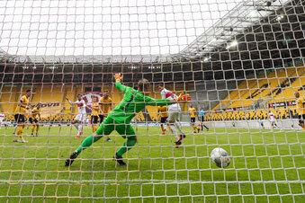 Dynamo enttäuscht nicht - und verliert trotzdem