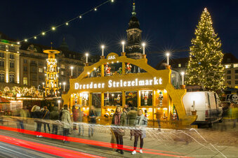 Corona: Bangen um den Dresdner Striezelmarkt