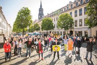 Neustart im Dresdner Barockviertel