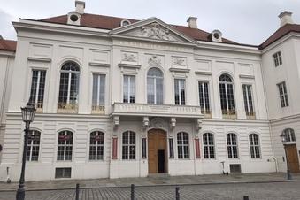 Dresden: So geht es weiter im Kurländer Palais