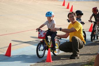 Heidenau: Radrennen für Kinder