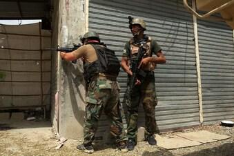 Kandahar fällt an die Taliban