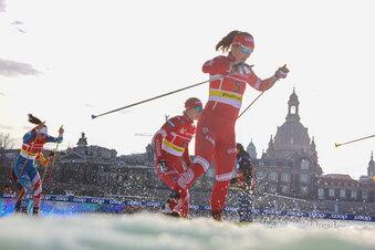 """Ski-Weltcup am Elbufer: """"Eine Absage war nie eine Option"""""""