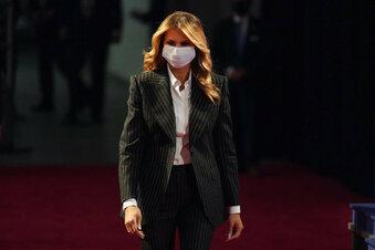 """First Lady: """"Achterbahn der Symptome"""""""