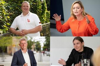 Landkreis Bautzen: Diese Kandidaten wollen in den Bundestag