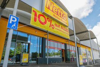 Netto öffnet sanierte Filiale in Großschönau