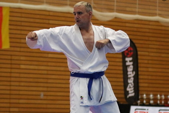 Kamenzer holt Gold bei Deutscher Meisterschaft