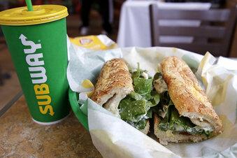 Subway-Brot ist gar kein Brot
