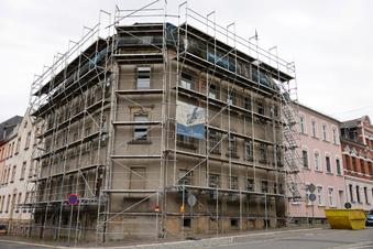 Neue Wohnungen entstehen in altem Harthaer Eckhaus