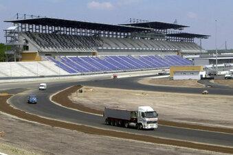 Der Traum von der Formel 1 in der Lausitz