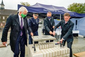 Bautzen: Neue Mensa für Polizeihochschule