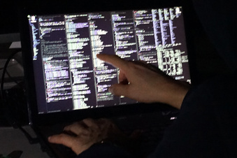 Wolf-Internetseite mehrfach gehackt