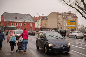 Sperrt sich das Amt gegen einen Kreisverkehr?