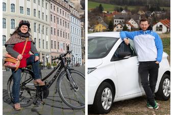 Klimafreundlich mobil – Ein Stadt-Land-Vergleich