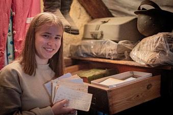 Kamenz: Was 300 Briefe über den Krieg erzählen