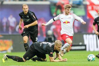 Vierter Sieg in Serie für RB Leipzig