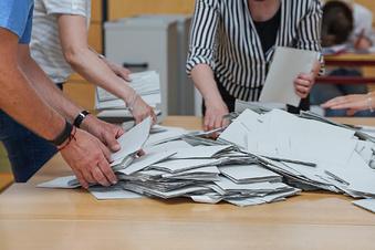 Hausfriedensbruch im Wahllokal