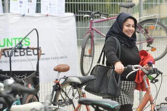 Integration mit dem Fahrrad