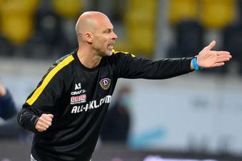 Dynamo-Trainer rät: Lest keine Zeitung!
