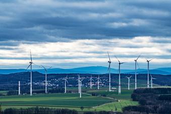 Sachsen plant Hunderte neue Windräder