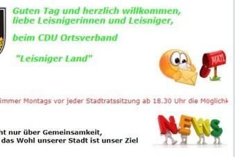 Die CDU richtet Kummerkasten ein