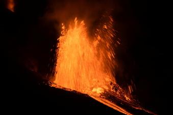 Vulkanausbruch: Neuer Schlot tut sich auf La Palma auf
