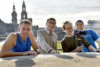 TV-Ermittler dreht in Dresden