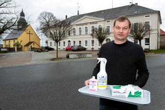 Sächsische Schweiz: Hochzeitssaal wird Testzentrum