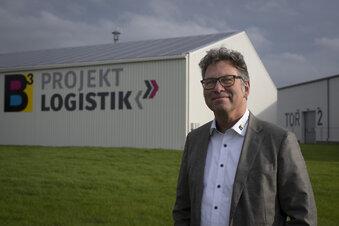 Logistikzentrum bringt Jobs für Ottendorf