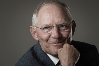 Schäubles Spitzenplatz vorerst unerreichbar