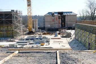 Bau an Questenbergschule geht voran